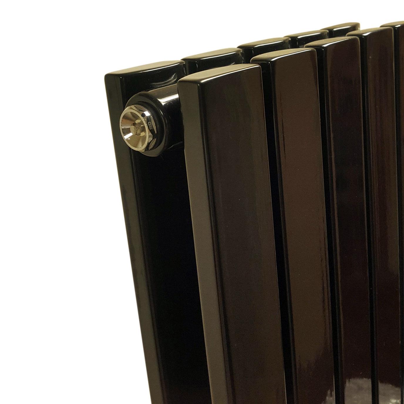 moda double panel designer radiator sidato. Black Bedroom Furniture Sets. Home Design Ideas