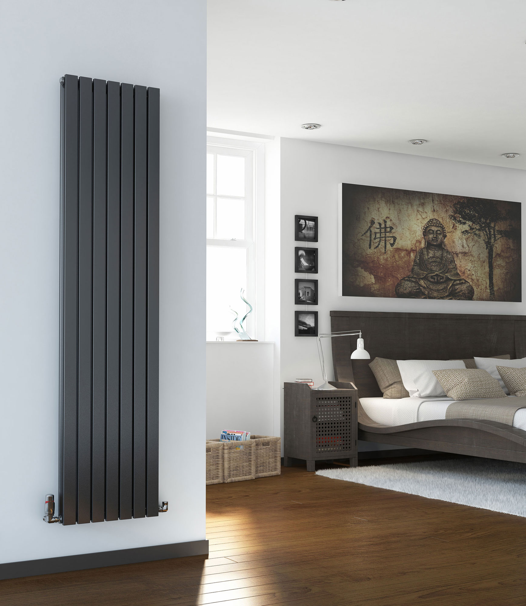 Moda Double Panel Designer Radiator - Sidato